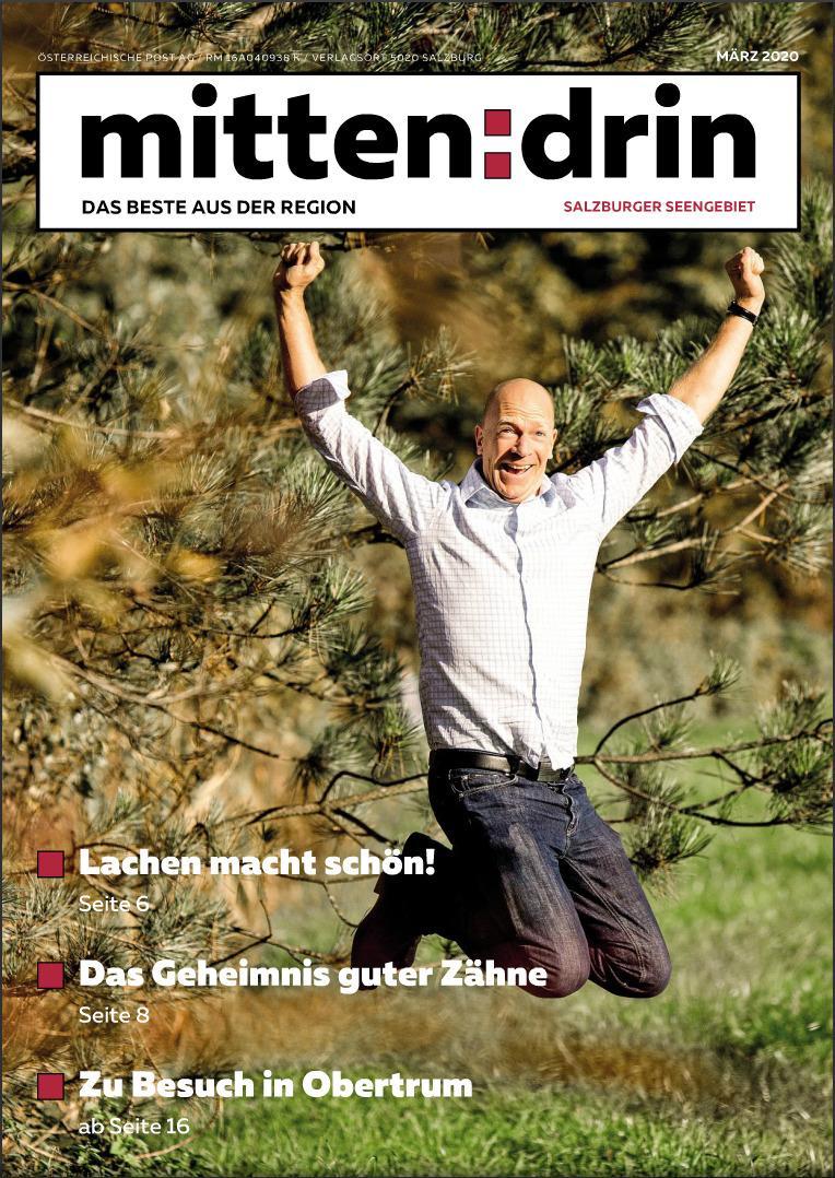 Artikel Mitten-Drin - Norbert Withalm - Presse