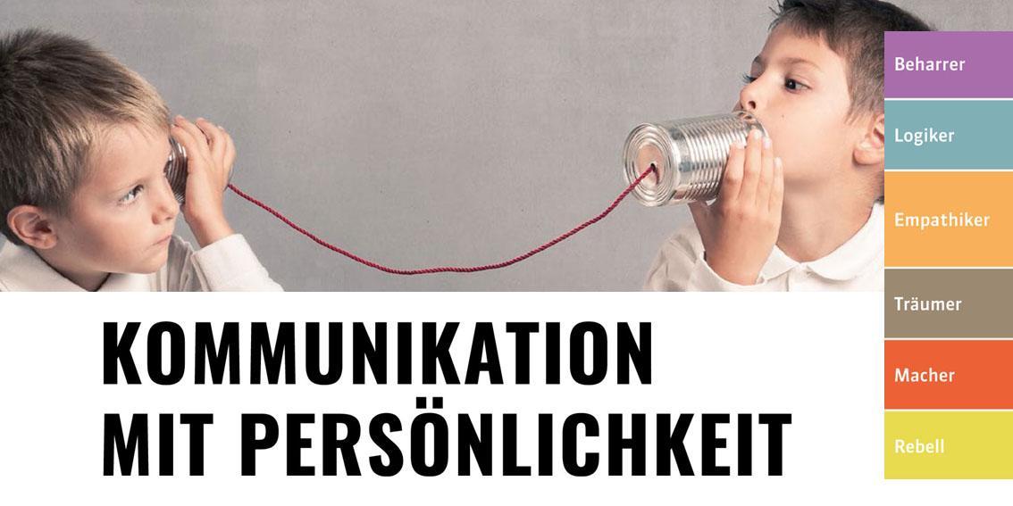 Kommunikation mit Persönlichkeit - PCM Eingangsbild