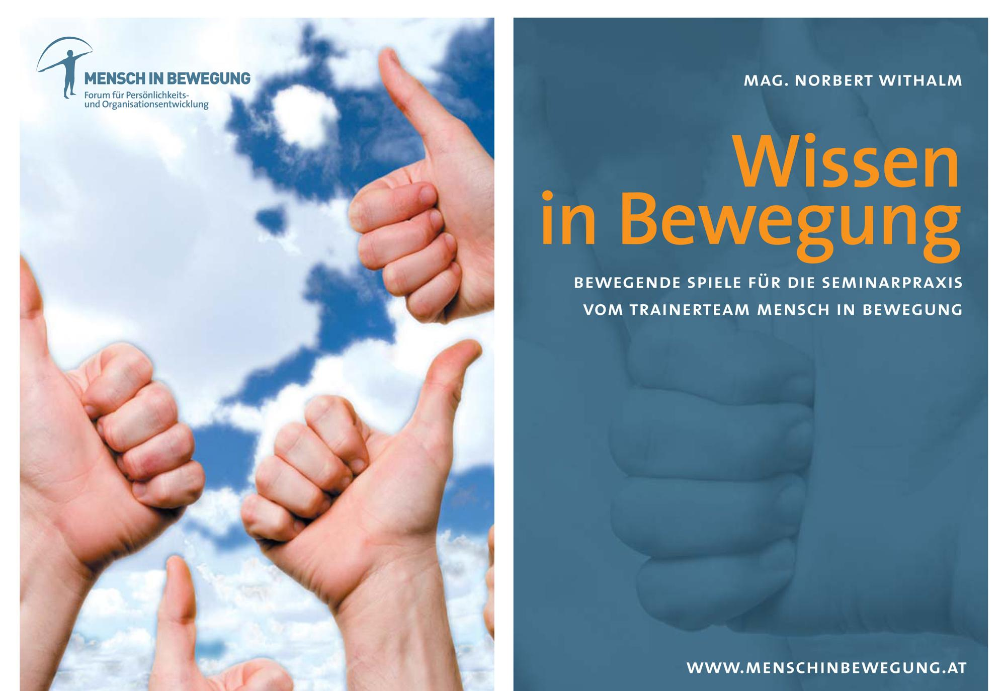 Wissen in Bewegung - Download Cover
